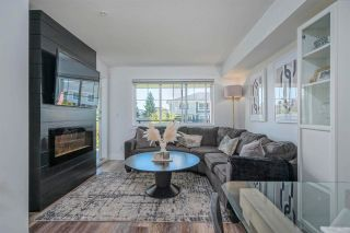 """Photo 1: 208 19774 56 Avenue in Langley: Langley City Condo for sale in """"Madison Station"""" : MLS®# R2586627"""