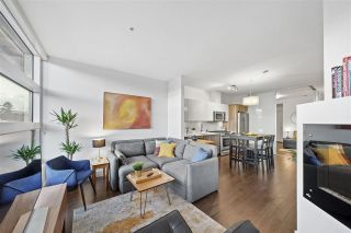 """Main Photo: 318 2250 COMMERCIAL Drive in Vancouver: Grandview Woodland Condo for sale in """"Marquee On The Drive"""" (Vancouver East)  : MLS®# R2544346"""