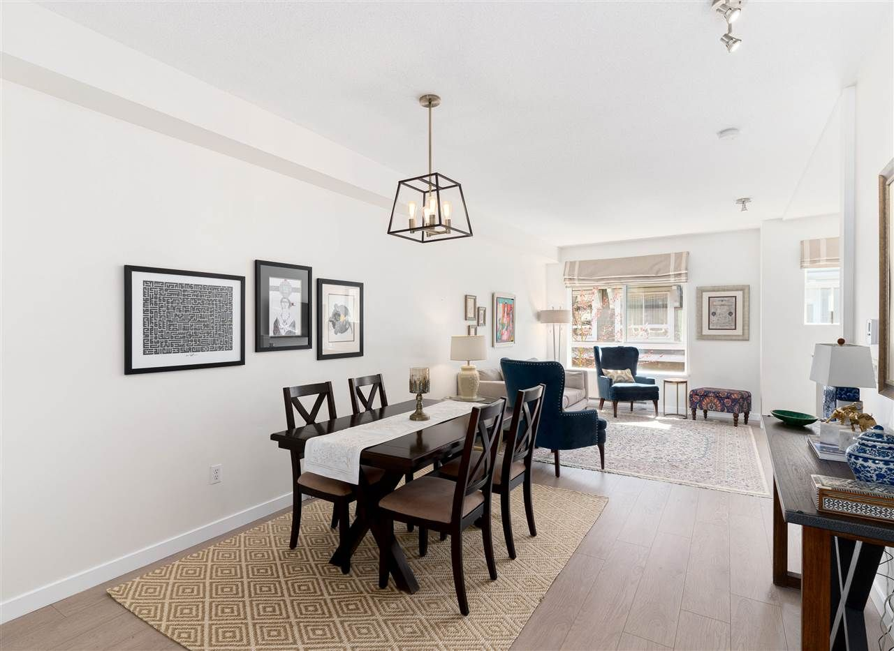"Main Photo: 124 2729 158 Street in Surrey: Grandview Surrey Townhouse for sale in ""KALEDEN"" (South Surrey White Rock)  : MLS®# R2560648"