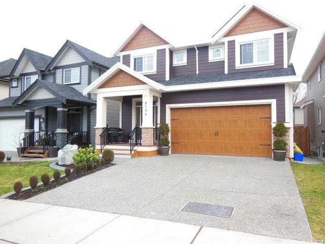 """Main Photo: 8104 211B ST in Langley: Willoughby Heights House for sale in """"YORKSON"""" : MLS®# F1402801"""