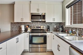 Photo 12: 30 RIVER HEIGHTS Link: Cochrane Row/Townhouse for sale : MLS®# A1071070