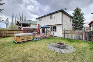 Photo 42: 219 HOLLINGER Close NW in Edmonton: Zone 35 House for sale : MLS®# E4243524