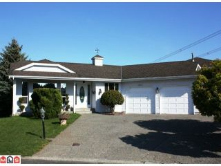 Photo 1: 33036 BANFF Place in Abbotsford: Central Abbotsford House for sale : MLS®# F1014443