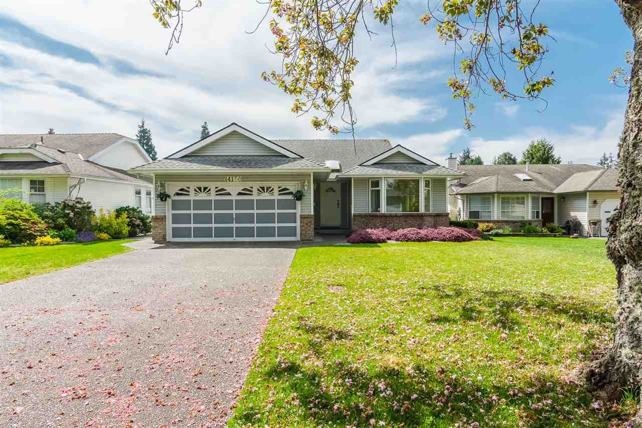 "Main Photo: 14150 16A Avenue in Surrey: Sunnyside Park Surrey House for sale in ""Ocean Bluff"" (South Surrey White Rock)  : MLS®# R2265779"