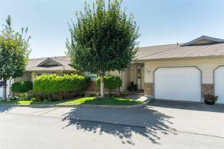 "Photo 1: 27 2023 WINFIELD Drive in Abbotsford: Abbotsford East Townhouse for sale in ""Meadow View"" : MLS®# R2394321"