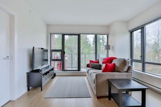"""Photo 3: 303 301 CAPILANO Road in Port Moody: Port Moody Centre Condo for sale in """"The Residences"""" : MLS®# R2031028"""