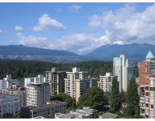 """Photo 7: 1901 1816 HARO Street in Vancouver: West End VW Condo for sale in """"HUNTINGTON"""" (Vancouver West)  : MLS®# V782728"""
