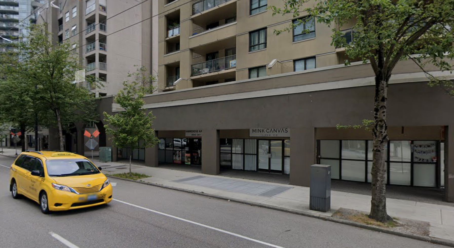 Main Photo: 1288 Howe Street in Vancouver: Downtown VW Retail for sale (Vancouver West)