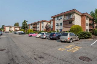 "Photo 1: 128 1909 SALTON Road in Abbotsford: Central Abbotsford Condo for sale in ""Forest Village"" : MLS®# R2410831"
