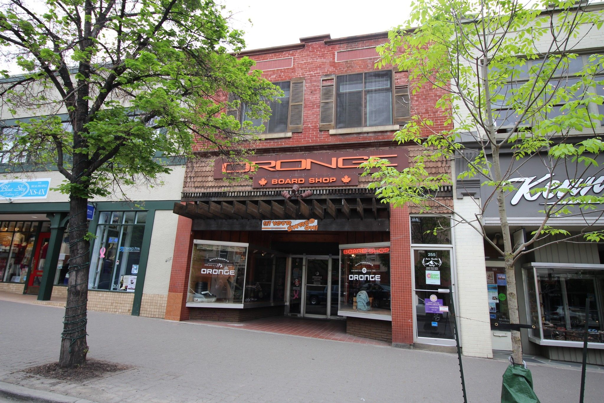 Main Photo: 257 Victoria Street in Kamloops: South Kamloops Building Only for lease