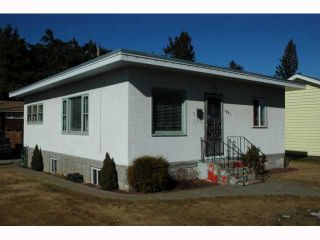 """Photo 1: 1737 HEMLOCK Street in Prince George: Millar Addition House for sale in """"MILLAR ADDITION"""" (PG City Central (Zone 72))  : MLS®# N199041"""