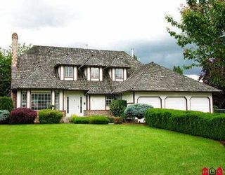 """Photo 1: 24349 57TH Ave in Langley: Salmon River House for sale in """"Salmon River"""" : MLS®# F2613047"""
