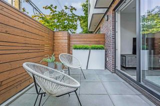 """Photo 14: 1879 W 2ND Avenue in Vancouver: Kitsilano Townhouse for sale in """"BLANC"""" (Vancouver West)  : MLS®# R2592670"""