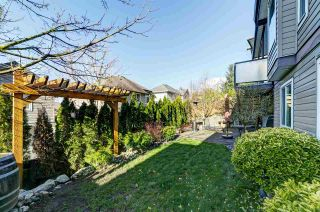 Photo 38: 1334 FIFESHIRE Street in Coquitlam: Burke Mountain House for sale : MLS®# R2559675
