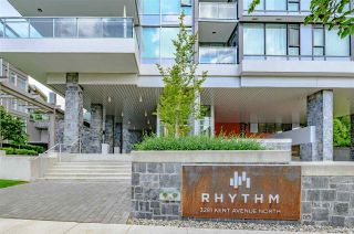 Photo 1: 12F 3281 East Kent Ave North in Vancouver: South Marine Condo for rent (Vancouver East)
