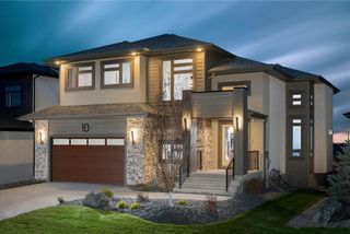 Main Photo: 10 Tanager Trail in Winnipeg: Sage Creek Residential for sale (2K)  : MLS®# 202115925