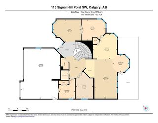 Photo 30: 115 SIGNAL HILL PT SW in Calgary: Signal Hill House for sale : MLS®# C4267987