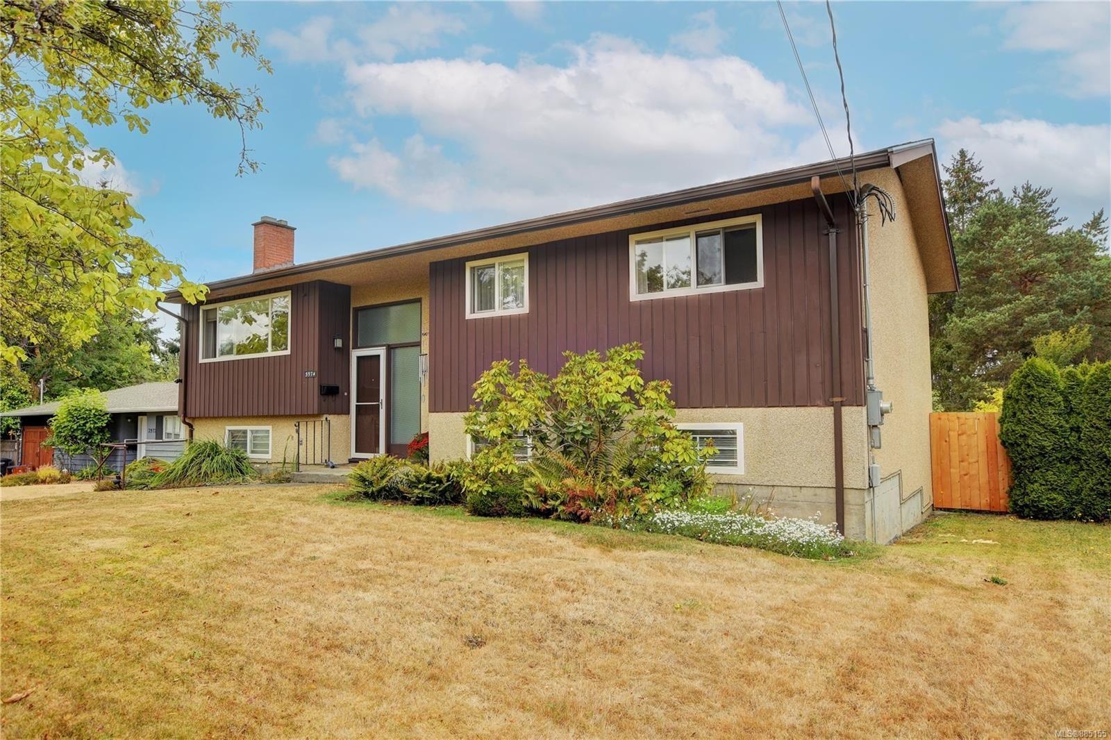 Main Photo: 3974 Maria Rd in : SE Gordon Head House for sale (Saanich East)  : MLS®# 885155