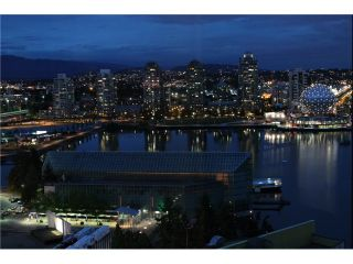 Photo 4: 2602 918 Cooperage Way in Vancouver: Yaletown Condo for sale (Vancouver West)  : MLS®# V1037825