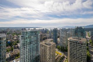 """Photo 4: 3602 1111 ALBERNI Street in Vancouver: West End VW Condo for sale in """"SHANGRI-LA"""" (Vancouver West)  : MLS®# R2591965"""