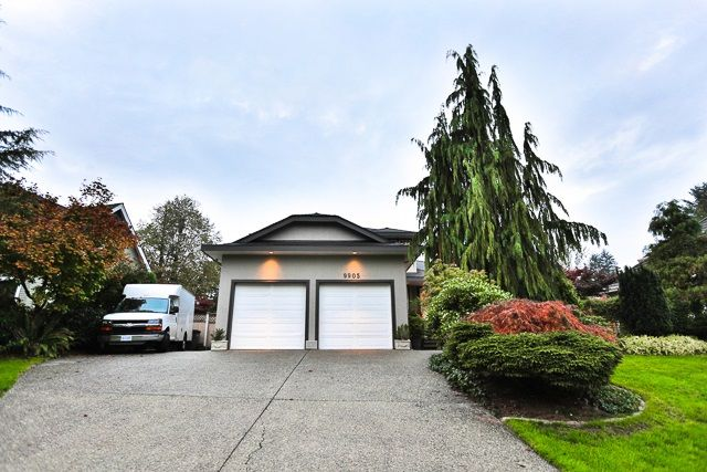 Main Photo: 9905 181 STREET in : Fraser Heights House for sale : MLS®# R2009354