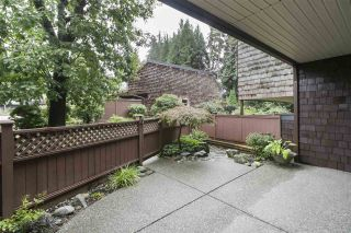 "Photo 15: 9891 MILLBROOK Lane in Burnaby: Cariboo Townhouse for sale in ""VILLAGE DEL PONTE"" (Burnaby North)  : MLS®# R2419462"