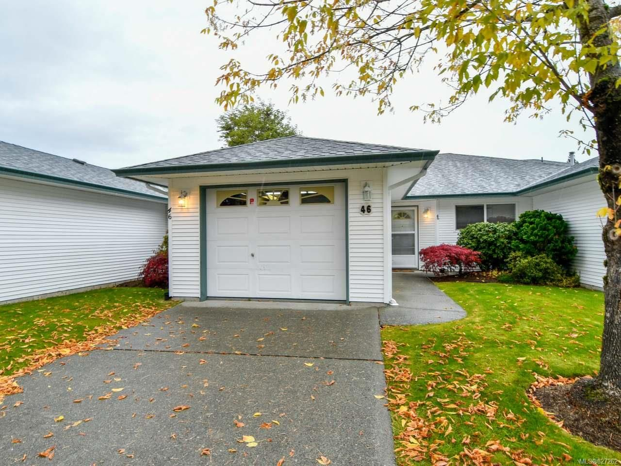 Main Photo: 46 396 Harrogate Rd in CAMPBELL RIVER: CR Willow Point Row/Townhouse for sale (Campbell River)  : MLS®# 827262