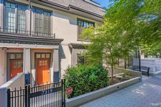 """Photo 27: 7319 GRANVILLE Street in Vancouver: South Granville Townhouse for sale in """"MAISONETTE BY MARCON"""" (Vancouver West)  : MLS®# R2622362"""