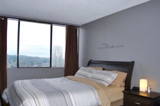 """Photo 12: 1104 2060 BELLWOOD Avenue in Burnaby: Brentwood Park Condo for sale in """"VANTAGE POINT II"""" (Burnaby North)  : MLS®# R2022257"""