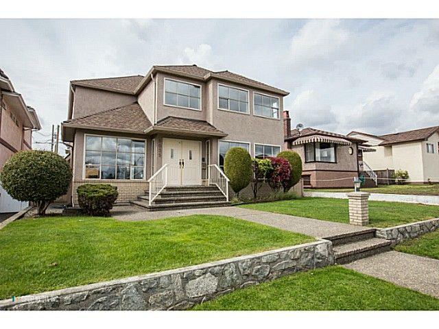 Main Photo: 8039 ASH Street in Vancouver: Marpole House for sale (Vancouver West)  : MLS®# V1118173