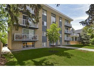 Photo 1: 301 525 22 Avenue SW in CALGARY: Cliff Bungalow Condo for sale (Calgary)  : MLS®# C3610771