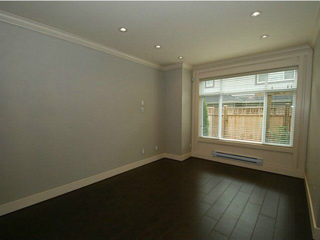 Photo 10: Photos: 6 7028 ASH Street in Richmond: McLennan North Townhouse for sale : MLS®# V1080873