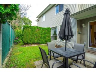 """Photo 30: 104 46451 MAPLE Avenue in Chilliwack: Chilliwack E Young-Yale Townhouse for sale in """"The Fairlane"""" : MLS®# R2623368"""