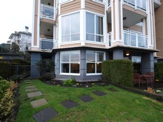"""Photo 14: 101 3629 DEERCREST Drive in North Vancouver: Roche Point Condo for sale in """"DEERFIELD AT RAVENWOODS"""" : MLS®# V803424"""