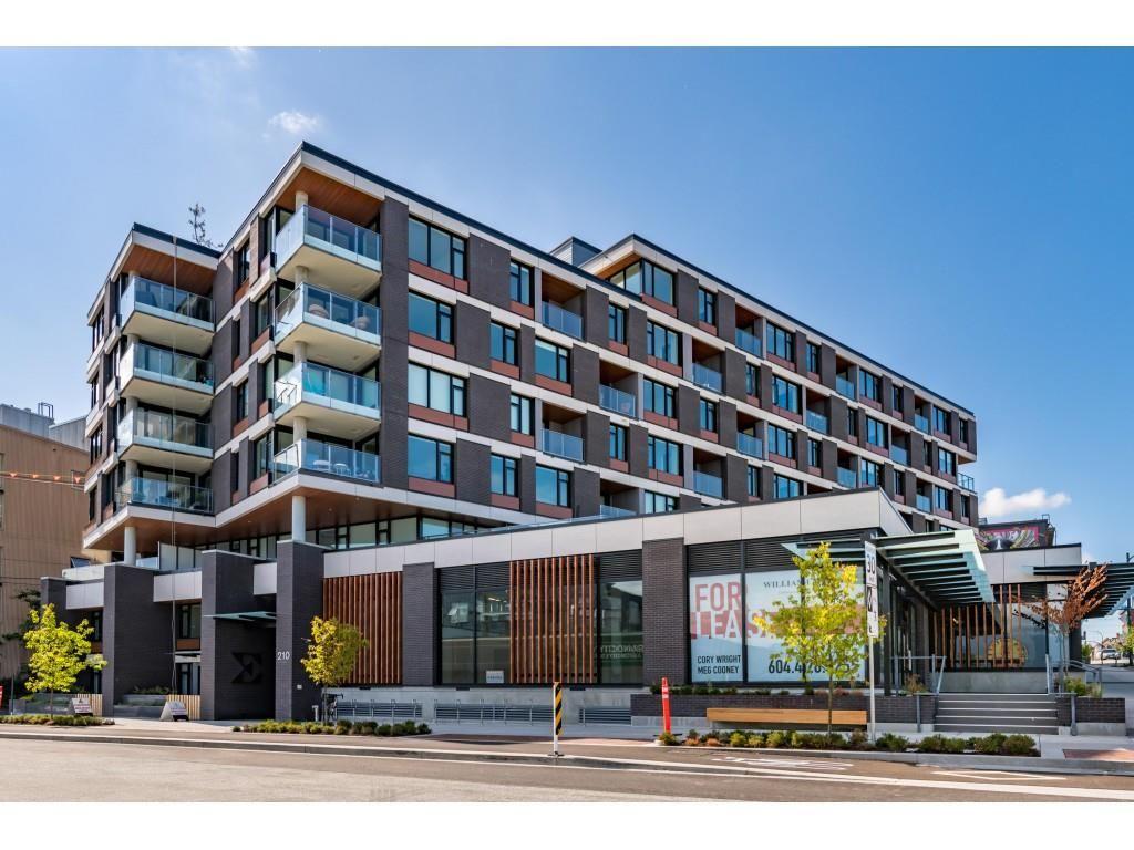 Main Photo: 801 210 E 5TH Avenue in VANCOUVER: Condo for rent
