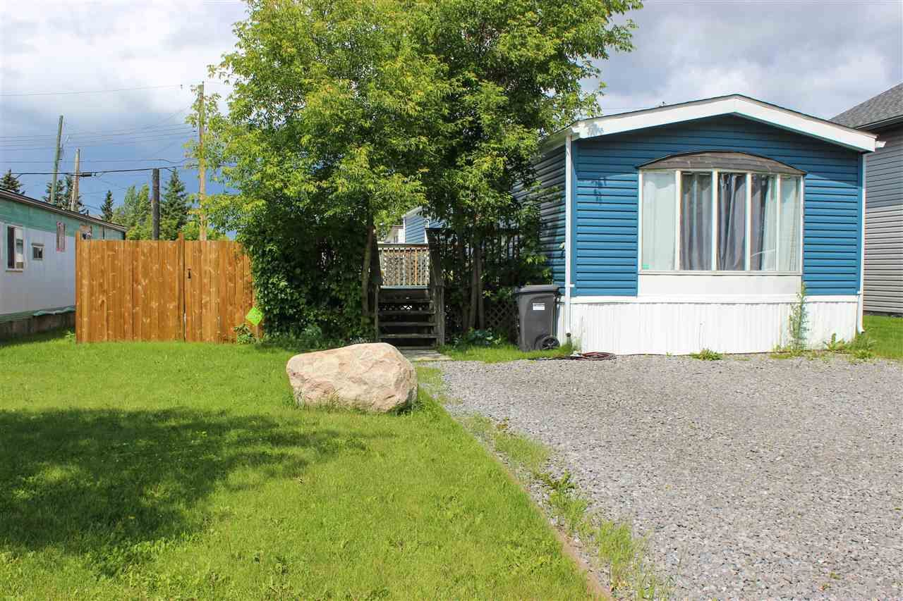 Main Photo: 5104 53 Avenue: Cold Lake Manufactured Home for sale : MLS®# E4164375