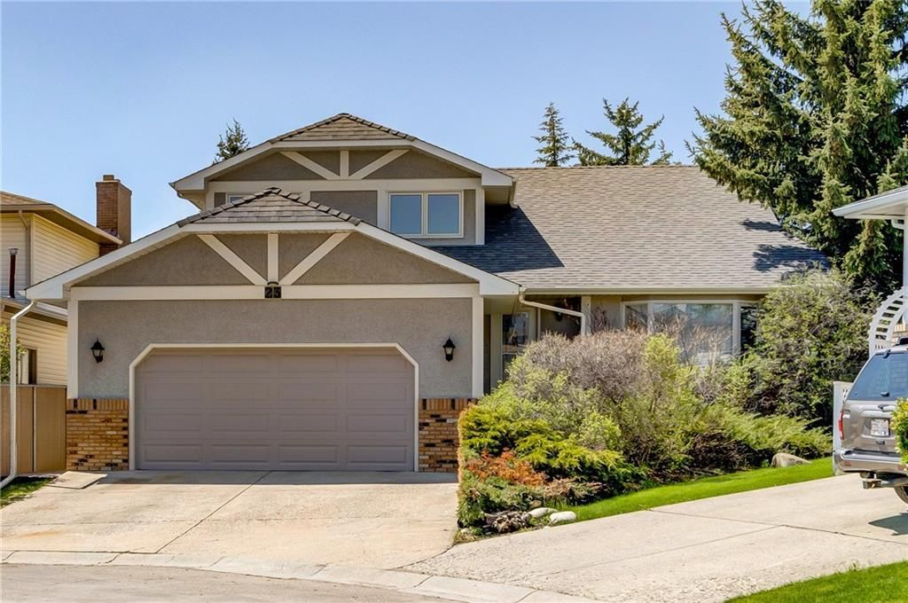 Main Photo: 23 CEDARBROOK Close SW in Calgary: Cedarbrae Detached for sale : MLS®# C4247711