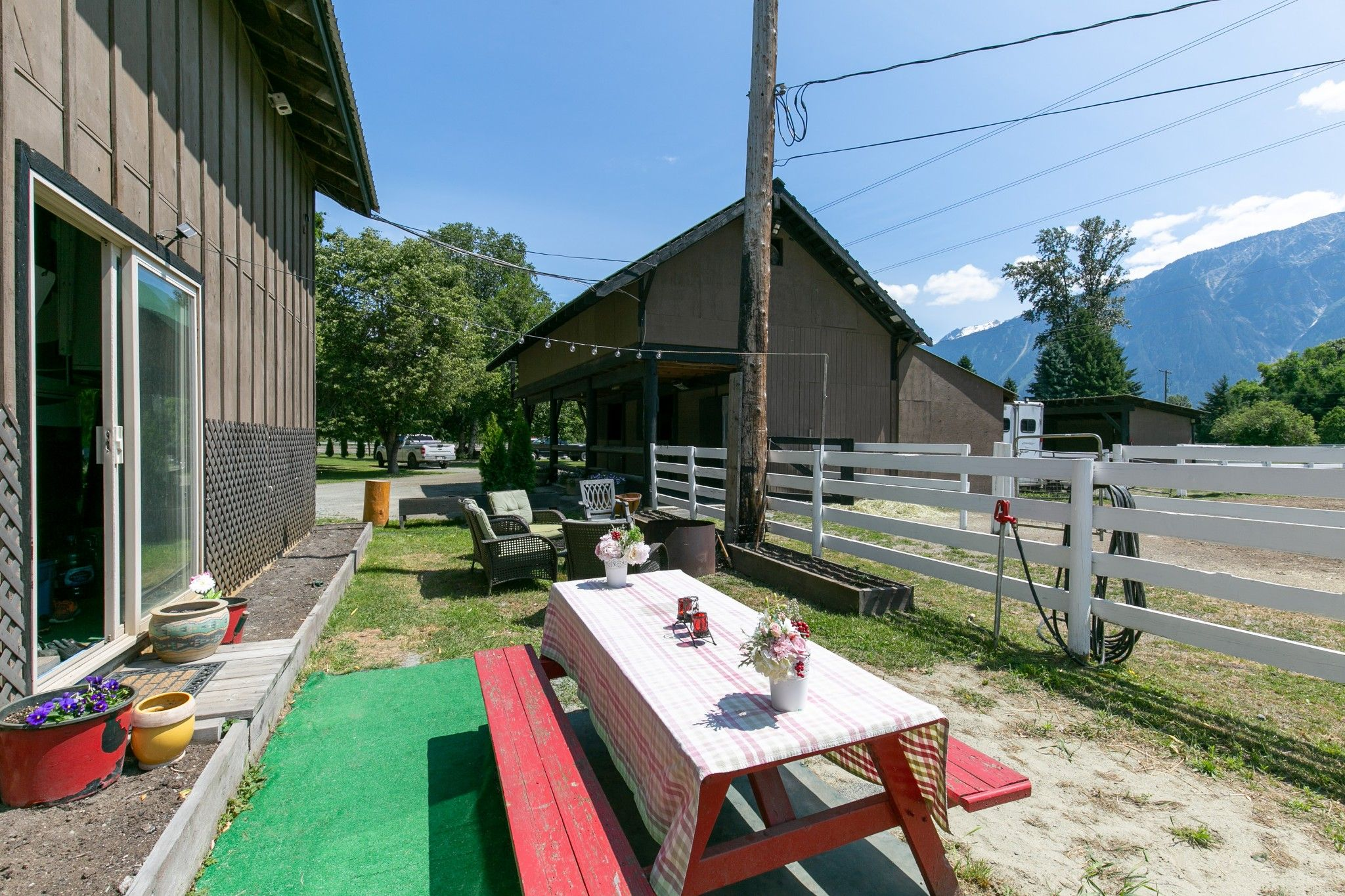 Photo 32: Photos: 1527 Fraser Road in Pembertin: House for sale