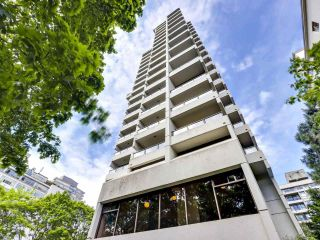 Photo 1: 201 1995 BEACH Avenue in Vancouver: West End VW Condo for sale (Vancouver West)  : MLS®# R2592938