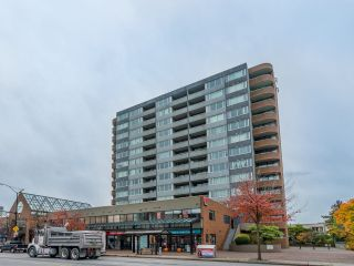 """Main Photo: 704 3920 HASTINGS Street in Burnaby: Willingdon Heights Condo for sale in """"Ingleton Place"""" (Burnaby North)  : MLS®# R2625912"""