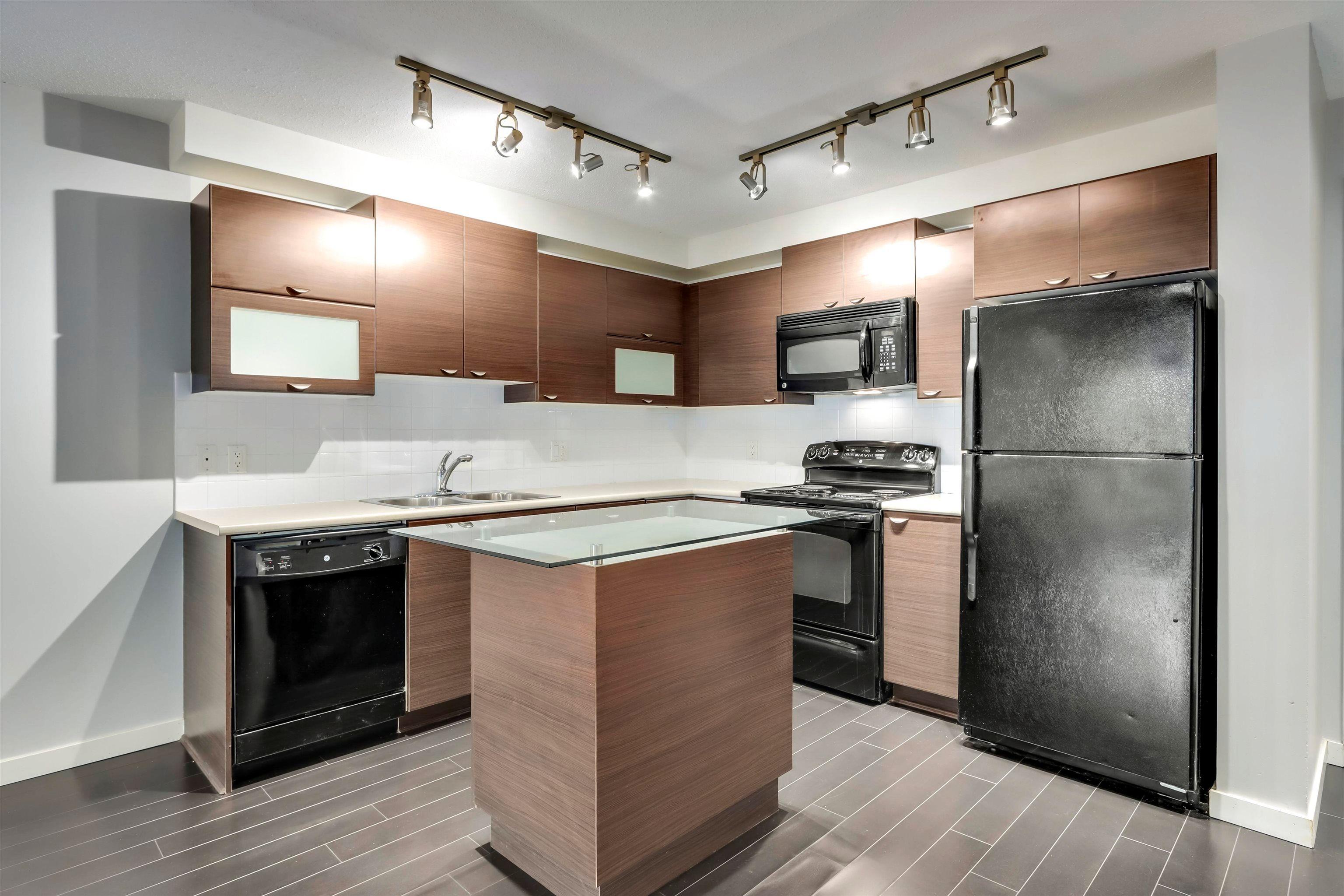 "Main Photo: 203 10707 139 Street in Surrey: Whalley Condo for sale in ""AURA 2"" (North Surrey)  : MLS®# R2608854"