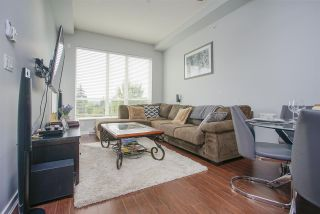 "Photo 3: 511 6440 194 Street in Surrey: Clayton Condo for sale in ""WATERSTONE"" (Cloverdale)  : MLS®# R2404000"