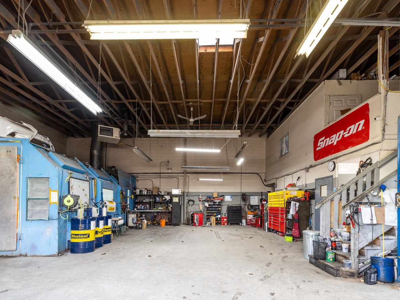 """Main Photo: 5368 LANE ST. Street in Burnaby: Metrotown Business for sale in """"HTV Auto Body"""" (Burnaby South)  : MLS®# C8037545"""