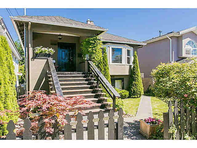 Main Photo: 4018 FLEMING STREET in : Knight House for sale (Vancouver East)  : MLS®# V1128065