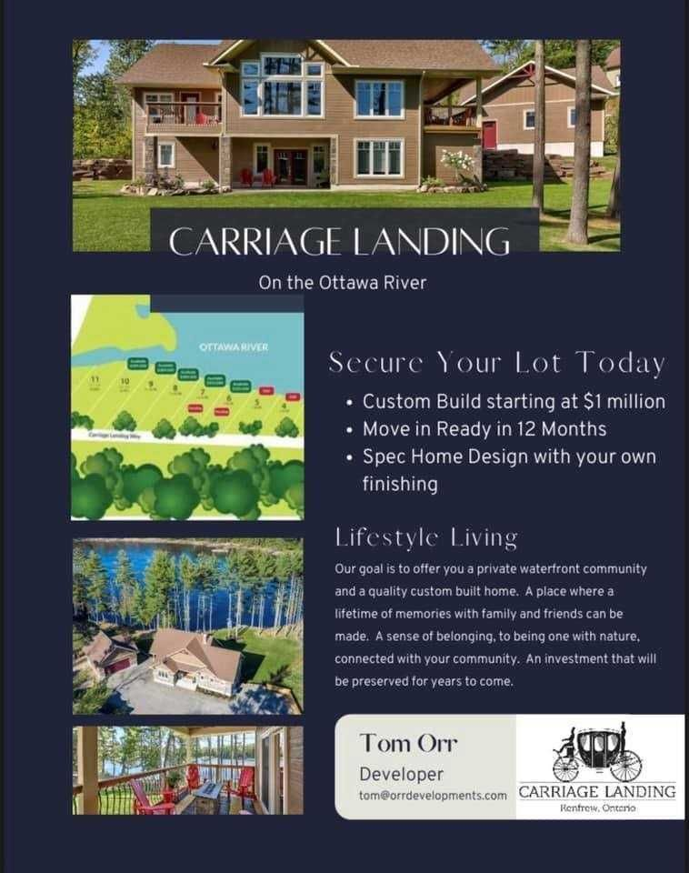 FEATURED LISTING: 8 Carriage Landing Drive Horton
