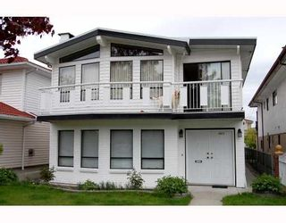 Photo 1: 4471 PANDORA Street in Burnaby: Vancouver Heights House for sale (Burnaby North)  : MLS®# V764221