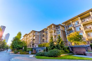 "Main Photo: 210 4833 BRENTWOOD Drive in Burnaby: Brentwood Park Condo for sale in ""MacDonald House at Brentwood Gate"" (Burnaby North)  : MLS®# R2497888"
