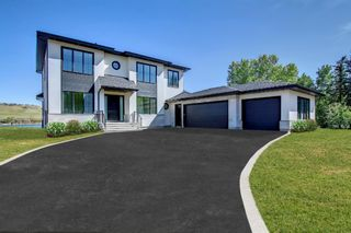 Main Photo: 2266 Springbank Heights Way in Rural Rocky View County: Rural Rocky View MD Detached for sale : MLS®# A1139912