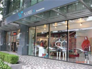 Main Photo: 925 HELMCKEN Street in Vancouver: Downtown VW Retail for lease (Vancouver West)  : MLS®# C8035727