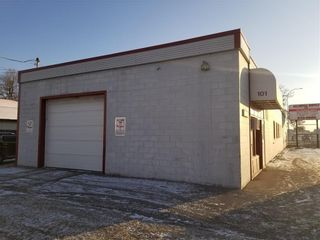Photo 1: 101 Salter Street in Winnipeg: Industrial / Commercial / Investment for sale (4A)  : MLS®# 202101275